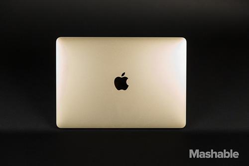 can canh ve dep me hoac cua macbook retina gold - 2