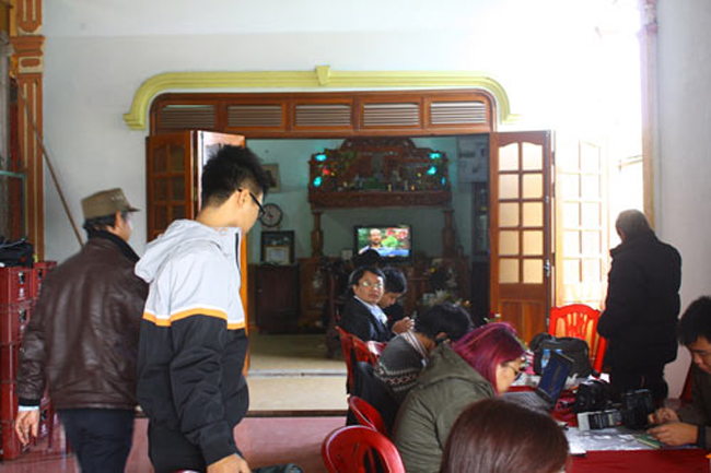 Công Vinh là người con của vùng đấtQuỳnh Thiện, Hoàng Mai, Nghệ An.