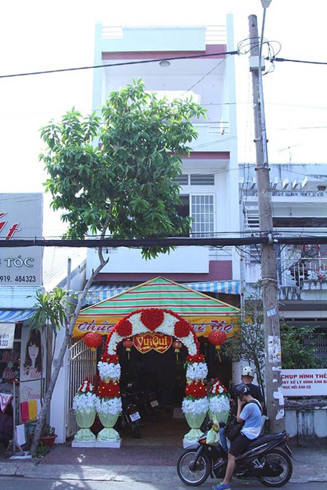 Quê nhà của Thủy Tiên ở tại Rạch Giá, Kiên Giang trong ngày vu qui của cô.