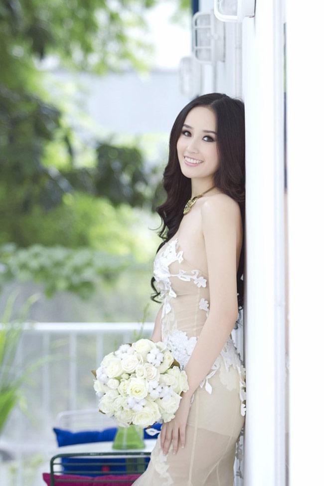 Hoa hậu Việt Nam 2006 hứa hẹn sẽ là một cô dâu 'hoàn hảo' trong tương lai