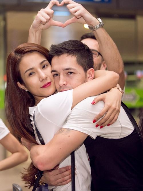 angela phuong trinh bin rin chia tay ban nhay ve nuoc - 10
