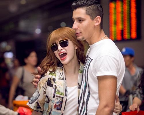 angela phuong trinh bin rin chia tay ban nhay ve nuoc - 2
