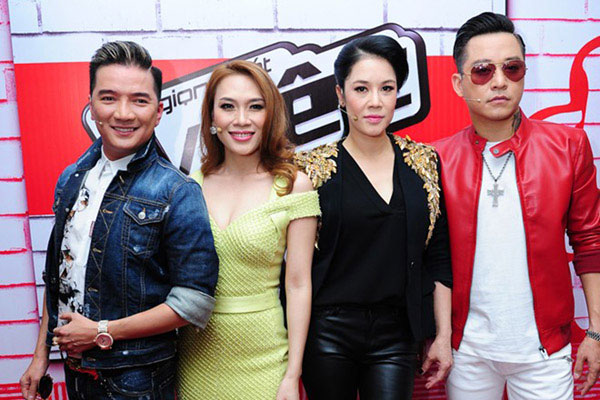 tuan hung he lo ve cach tra cat se cho hlv giong hat viet 2015 - 1