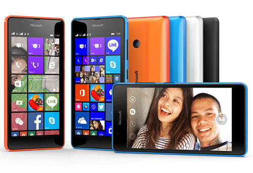 microsoft ra smartphone lumia 540 2 sim gia hon 3 trieu dong - 1