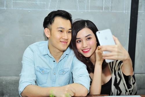 trinh kim chi van thon gon du 'bung bau' 7 thang - 11