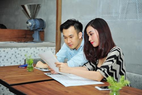 trinh kim chi van thon gon du 'bung bau' 7 thang - 12
