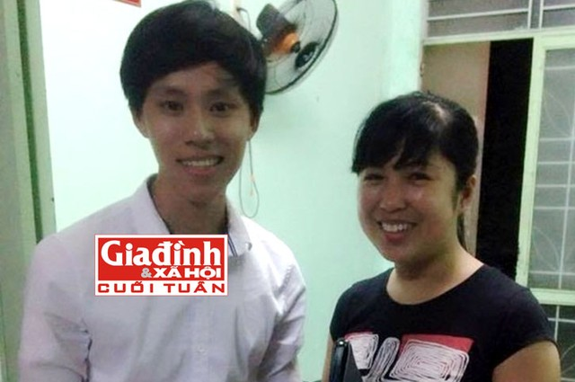 cuoc song cua chang sinh vien ngheo tra lai hon 1,4 ty dong - 1