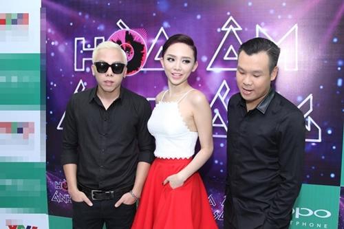 me giang hong ngoc thap tung con gai du thi the remix - 7