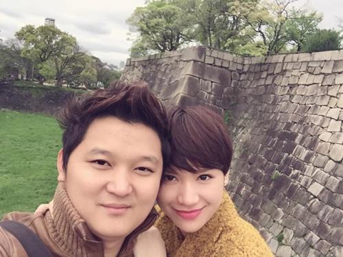 vo chong tra my idol hanh phuc di du lich nhat ban - 6