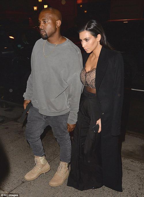 bo duong kim kardashian tu tin mac vay ra duong - 5