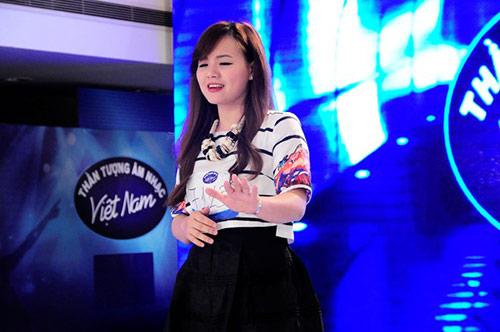 hotgirl 9x cua vietnam idol chia se chuyen lam me tuoi 21 - 1