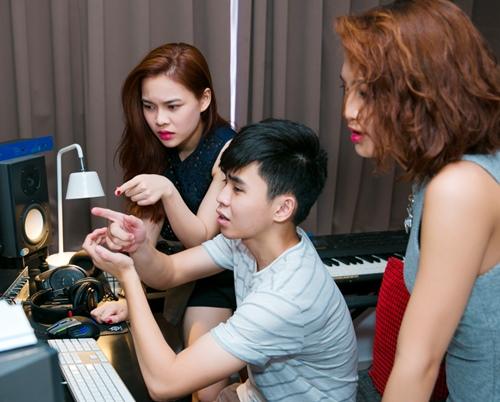 giang hong ngoc thuc trang dem de chuan bi cho the remix - 2