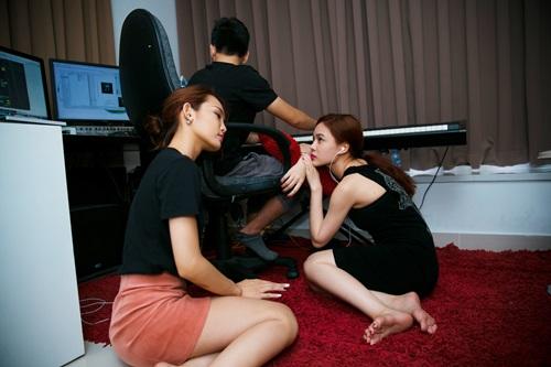 giang hong ngoc thuc trang dem de chuan bi cho the remix - 5