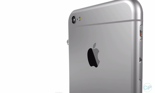 """y tuong iphone 7 """"di"""" voi nut vong xoay cua apple watch - 8"""