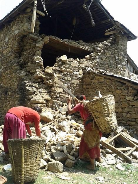 o noi nhieu nguoi chet nhat nepal - 5