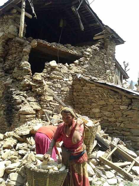 o noi nhieu nguoi chet nhat nepal - 7