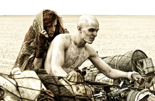 "charlize theron cao dau trong ""mad max"" - 5"