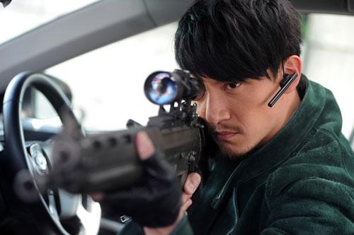 """phim hanh dong han quoc - hong kong """"helios"""" tung trailer kich tinh - 5"""