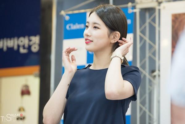 """suzy (miss a) bat ngo """"an gian"""" chieu cao - 4"""