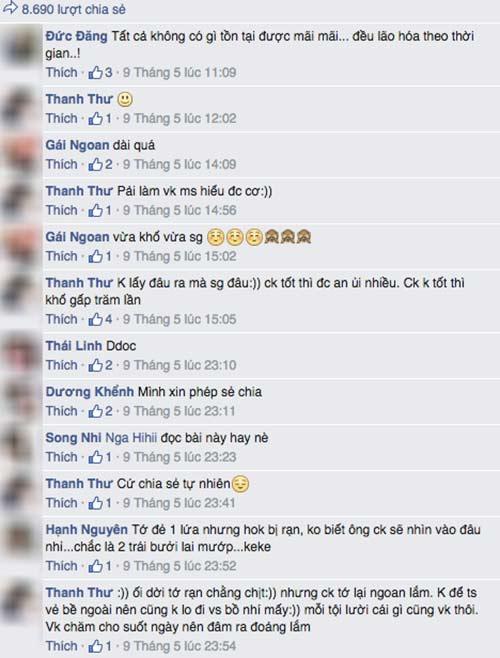 """tam su """"anh co dam hon len nhung vet ran da ay"""" gay """"bao"""" mang - 2"""
