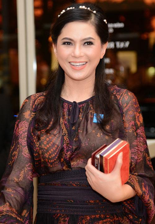 5 nữ doanh nhân quyến rũ và sành điệu nhất Việt Nam-5