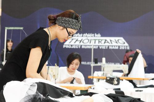 project runway 2015: lo dien 3 thi sinh nu xinh nhu hot girl - 7