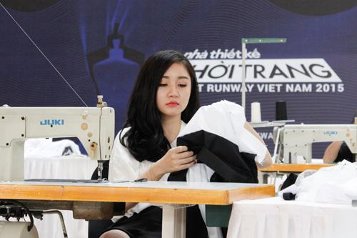 project runway 2015: lo dien 3 thi sinh nu xinh nhu hot girl - 2