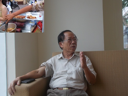 thuc an duong pho chua chat gay nghien hay khong? - 1