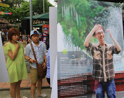 hang tram ban tre nhay flashmob ung ho nguoi dong tinh - 11