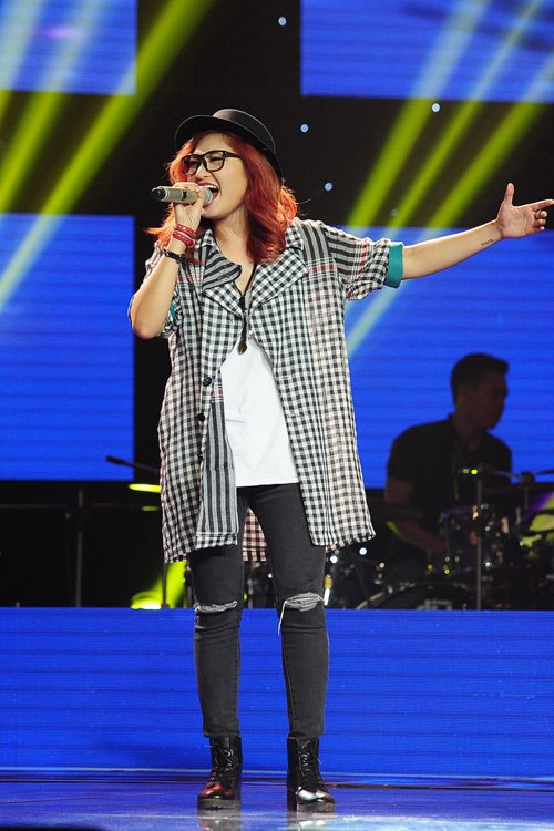 """the voice 2015: my tam """"gianh giat"""" thi sinh 16 tuoi - 10"""