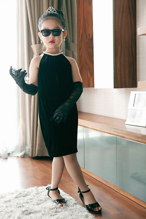 Mê mẩn ngắm bé gái Việt đẹp như biểu tượng thế giới-1