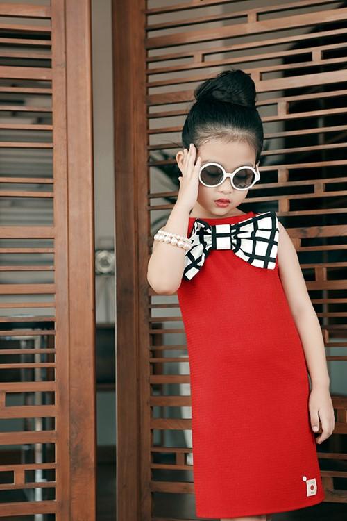 Mê mẩn ngắm bé gái Việt đẹp như biểu tượng thế giới-5