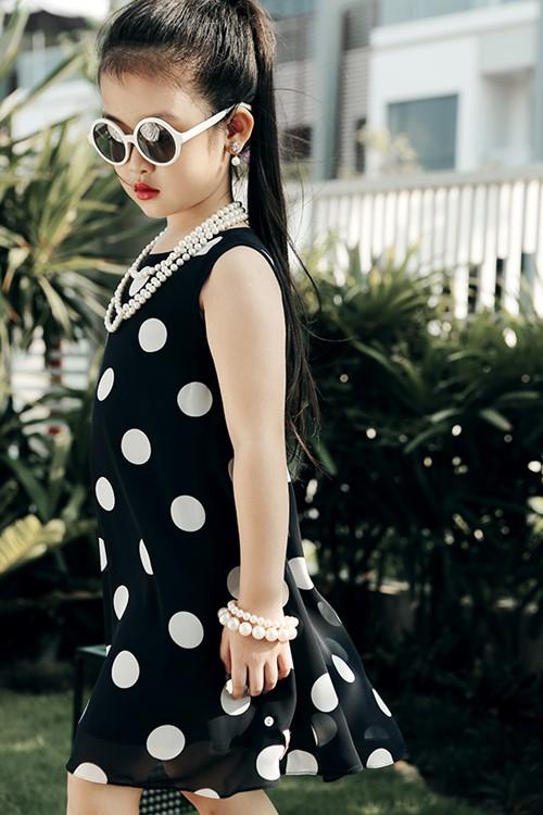 Mê mẩn ngắm bé gái Việt đẹp như biểu tượng thế giới-6