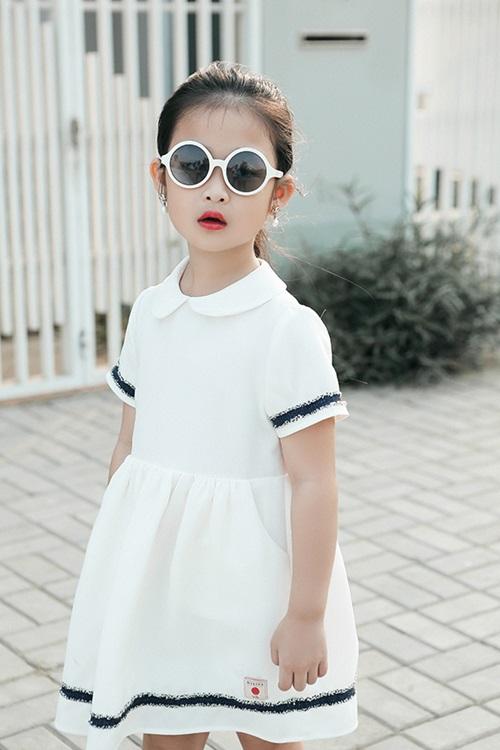 Mê mẩn ngắm bé gái Việt đẹp như biểu tượng thế giới-8