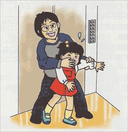 7 kĩ năng bố mẹ nên dạy con để tránh bị bắt cóc-2