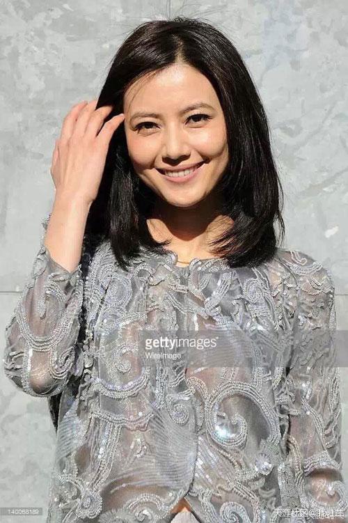 'Bộ mặt' thật của sao Hoa ngữ khi không photoshop-9