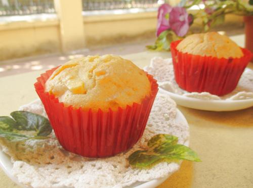 cuoi tuan lam banh muffin tao an choi - 7