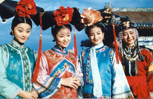 Dàn diễn viên Hoàn Châu Cách Cách 2015 bị chê quá xấu - 9