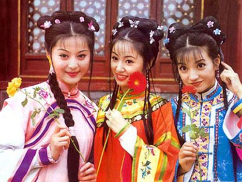 Dàn diễn viên Hoàn Châu Cách Cách 2015 bị chê quá xấu - 8