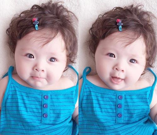 """Thời trang mùa hè """"bé nào cũng thèm"""" của con gái Elly Trần-10"""