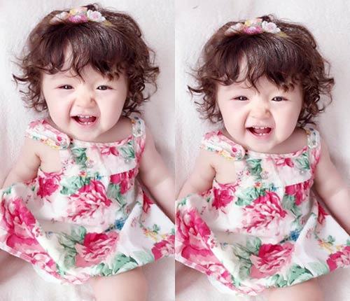 """Thời trang mùa hè """"bé nào cũng thèm"""" của con gái Elly Trần-4"""
