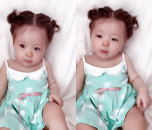 """Thời trang mùa hè """"bé nào cũng thèm"""" của con gái Elly Trần-8"""