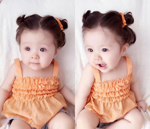 """Thời trang mùa hè """"bé nào cũng thèm"""" của con gái Elly Trần-2"""