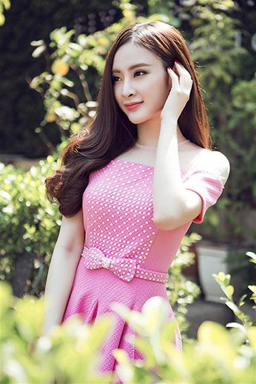 """Angela Phương Trinh """"tái xuất"""" làng nhạc cùng Lưu Thiên Hương-1"""