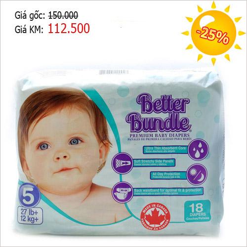 Bỉm Better Bundle – xua tan nỗi lo hăm tã của mẹ-2