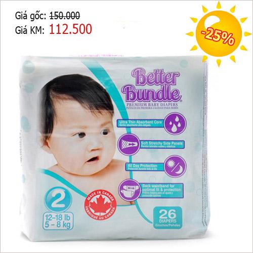 Bỉm Better Bundle – xua tan nỗi lo hăm tã của mẹ-3