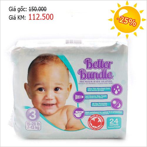 Bỉm Better Bundle – xua tan nỗi lo hăm tã của mẹ-5