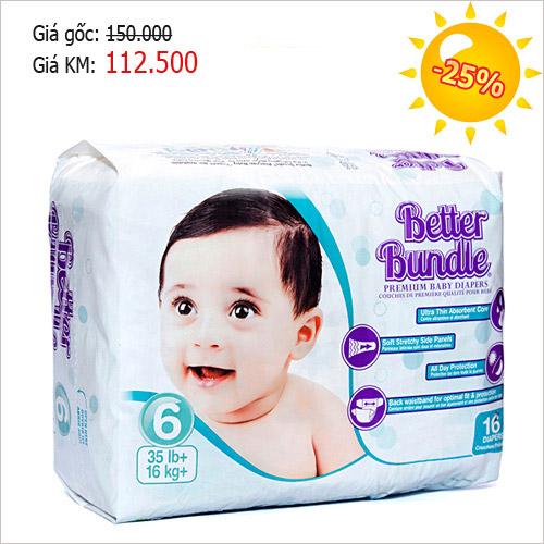 Bỉm Better Bundle – xua tan nỗi lo hăm tã của mẹ-6