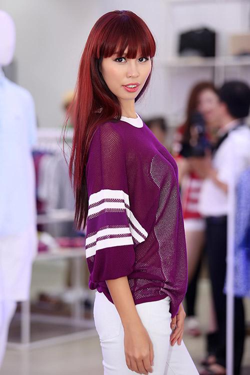 Jennifer Phạm đẹp mặn mà giữa dàn mỹ nhân Việt-13
