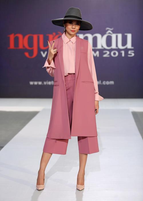 """thanh hang nguong ngung truoc thi sinh nam """"sieu vong 1"""" - 3"""